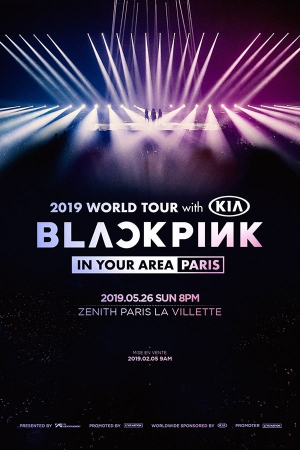 BLACKPINK 2019 WORLD TOUR WITH KIA - [IN YOUR AREA] PARIS